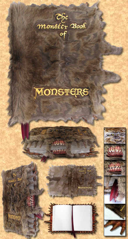 book of monster - photo #20