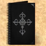 Large Cross Journal