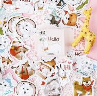 Stickers - Animal Collection (45pcs) (NEW)