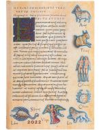 Paperblanks Astronomica Mini   Day-at-a-Time 2022 Diary (NEW) (PRE-ORDER)