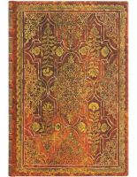 Paperblanks Persimmon Mini | Day-at-a-Time 2022 Diary (PRE-ORDER)