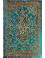 Paperblanks Azure Mini | Week-at-a-Time 2022 Diary HOR (NEW) (PRE-ORDER)