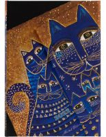 Paperblanks Mediterranean Cats Mini | Week-at-a-Time 2022 Diary HOR (PRE-ORDER)