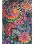 Paperblanks Moonlight Mini | Week-at-a-Time 2022 Diary HOR (PRE-ORDER)