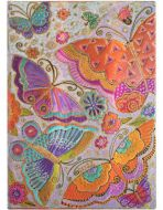 Paperblanks Flutterbyes Midi | Week-at-a-Time 2022 Diary VSO (PRE-ORDER)