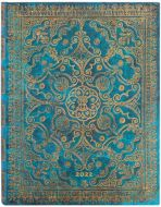 Paperblanks Azure Ultra | Day-at-a-Time 2022 Diary (PRE-ORDER)