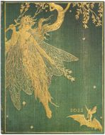 Paperblanks Olive Fairy Ultra | Day-at-a-Time 2022 Diary (NEW) (PRE-ORDER)