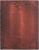 Paperblanks Urban Glam Bold Ultra | Week-at-a-Time 2022 Diary VER (PRE-ORDER)
