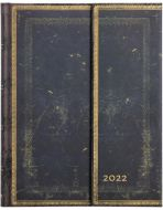 Paperblanks Arabica Ultra   Week-at-a-Time 2022 Diary VSO (NEW)