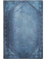 Paperblanks Peacock Punk Bold Flexi Mini | Week-at-a-Time 2022 Diary HOR (PRE-ORDER)