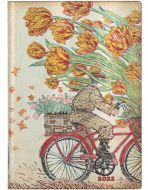 Paperblanks Holland Spring Flexi Midi | Week-at-a-Time 2022 Diary HOR (NEW) (PRE-ORDER)