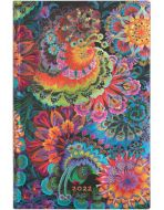 Paperblanks Moonlight Flexi Maxi | Week-at-a-Time 2022 Diary HOR (NEW)