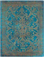 Paperblanks Azure Flexi Ultra | Week-at-a-Time 2022 Diary VER (PRE-ORDER)