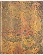 Paperblanks Hunt-Lenox Globe Flexi Ultra | Week-at-a-Time 2022 Diary VER (NEW) (RARE)