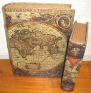Book Box - Atlas Large