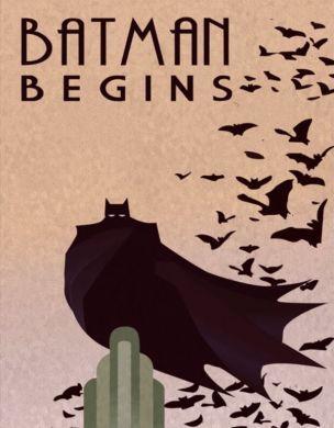 Book Box - Batman Begins Large