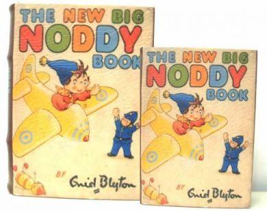Book Box - The New Big Noddy Book Large