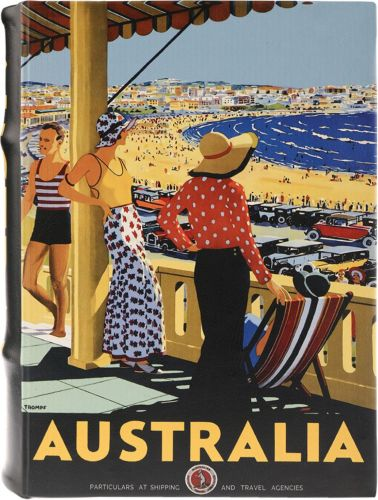 Book Box - Australia Beach Large (NEW)