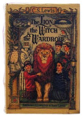 Book Box - The Lion the Witch and the Wardrobe Small