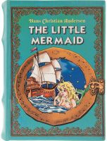 Book Box - Little Mermaid Large (NEW)