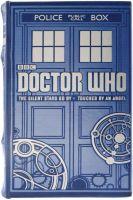 Book Box - Dr Who Small (NEW)