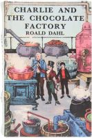 Book Box - Charlie and the Chocolate Factory Small (NEW)