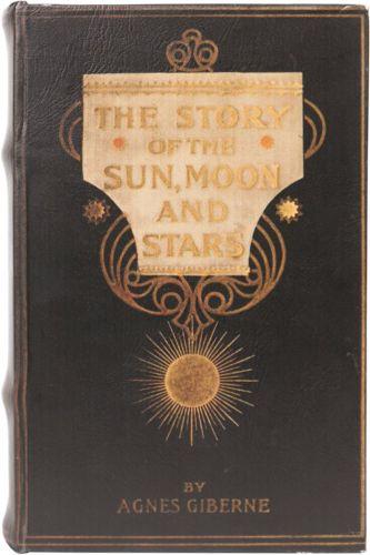 Book Box - Sun Moon and Stars Small (NEW)
