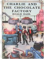 Book Box - Charlie and the Chocolate Factory Large (NEW)