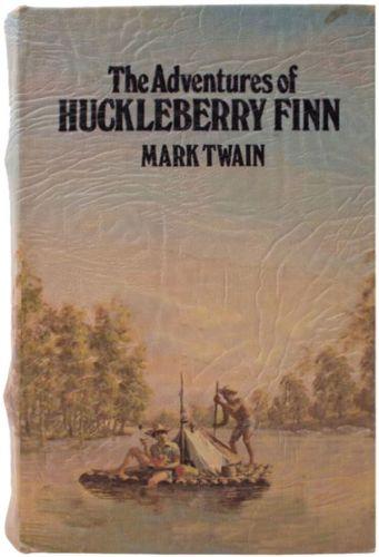 Book Box - Huckleberry Finn Small