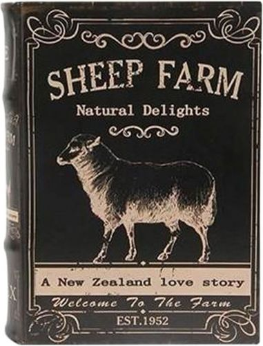 Book Box - Sheep Farm Large (NEW)