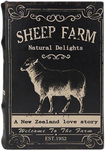 Book Box - Sheep Farm Small (NEW)