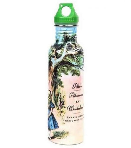 Alice in Wonderland Drink Bottle 750ml (LIMITED)
