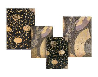 Japanese Lacquer Boxes (NEW SERIES)