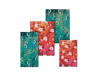 Katagami Florals (NEW SERIES)