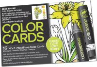 Chameleon Colour Cards - Flowers