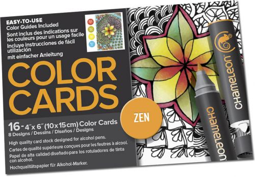 Chameleon Colour Cards - Zen