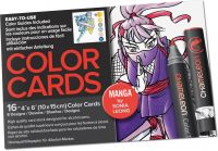 Chameleon Colour Cards - Manga (NEW)