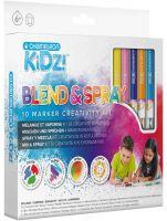 Chameleon Kidz! Blend & Spray 10 Color Creativity Kit