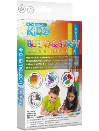 Chameleon Kidz Blend & Spray 12 Kit
