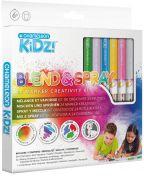 Chameleon Kidz! Blend & Spray 24 Colour Creativity Kit
