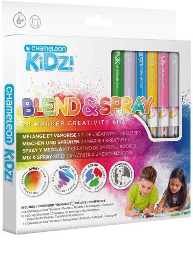 Chameleon Kidz Blend & Spray 24 Kit