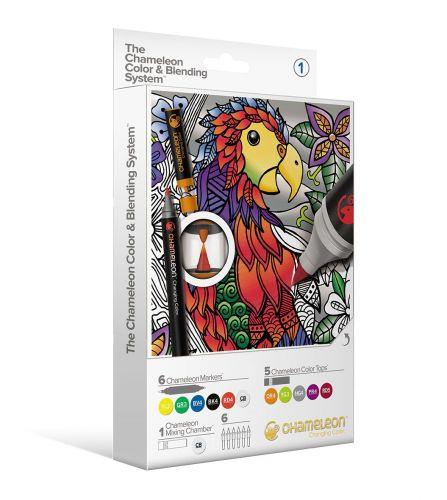 Chameleon Colour & Blending System #1