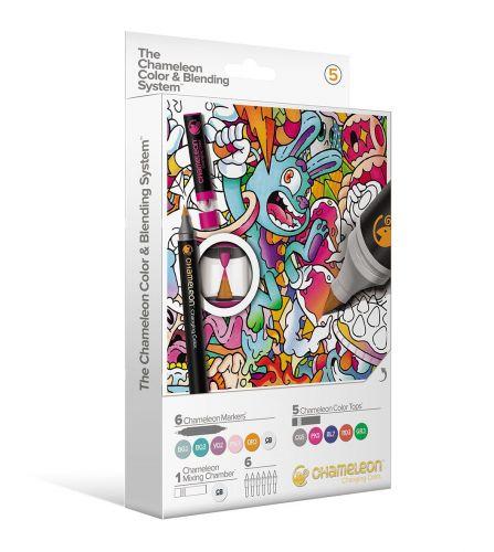 Chameleon Colour & Blending System #5