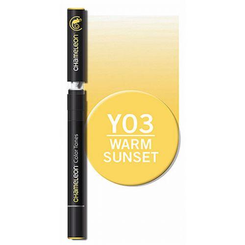 Chameleon Single Pen - Warm Sunset YO3