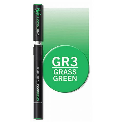 Chameleon Single Pen - Grass Green GR3.