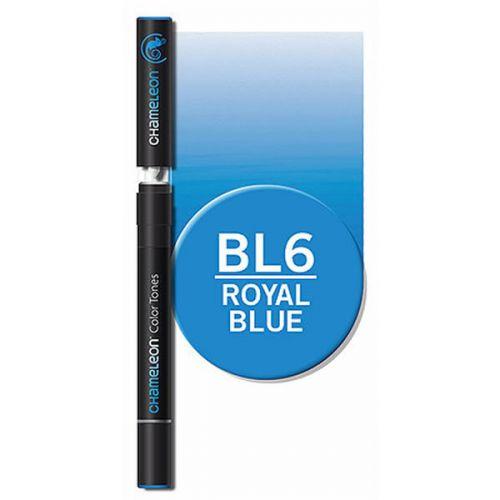 Chameleon Single Pen - Royal Blue BL6