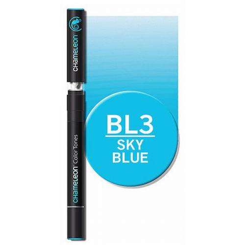 Chameleon Single Pen - Sky Blue BL3