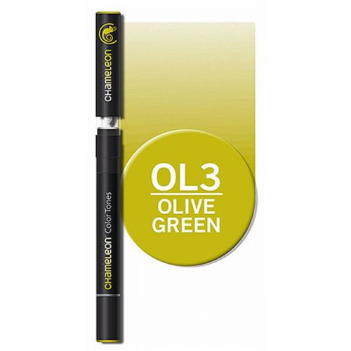 Chameleon Single Pen - Olive Green OL3