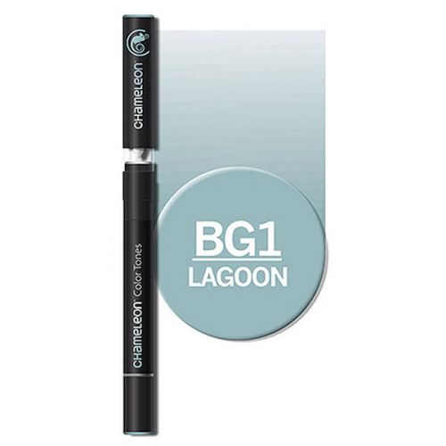 Chameleon Single Pen - Lagoon BG1