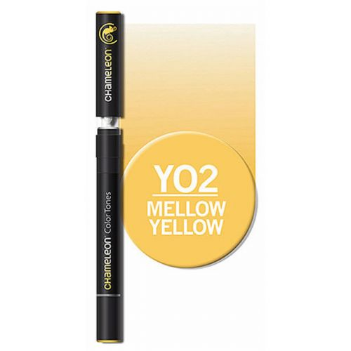 Chameleon Single Pen - Mellow Yellow YO2